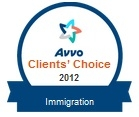 AVVO Client Choice 2012
